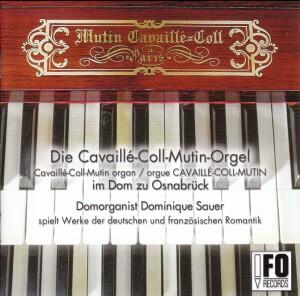 Dom zu Osnabrück - Hoher Dom - Dominique Sauer, organ-Organ-Organ Collection