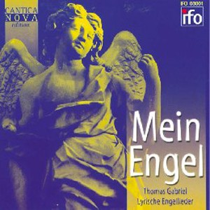 MEIN ENGEL - Thomas Gabriel - lyrical angel songs-Sacred Music
