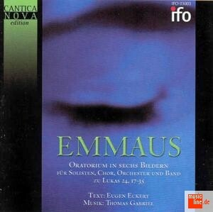 EMMAUS - Oratorium in sechs Bildern-Choral Collection