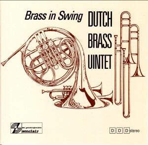 Brass in Swing - Dutch Brass Quintet-Quintet-Brass Collection