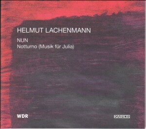 Helmut Lachenmann - Nun-Chamber Ensemble-Chamber Music