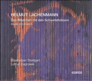 Helmut Lachenmann - Das Mädchen mit den Schwefelhölzern-Voices and Orchestra-Vocal Collection
