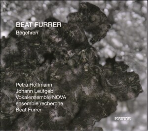 Beat Furrer - Begehren, (Yearning), opera -Voices and