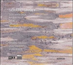Gérard Grisey: Solo Pour Deux / Ernesto Molinari-Clarinet