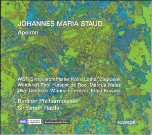 Johannes Maria Staud -Apeiron-New Music