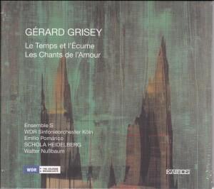 Gérard Grisey - Le Temps et l'Écume-Chamber Ensemble-Chamber Music
