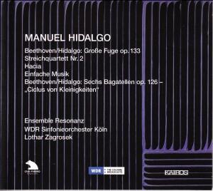 MANUEL HIDALGO - Hacia-Chamber Ensemble-Chamber Music