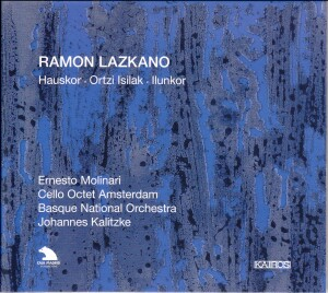 RAMON LAZKANO - Hauskor -Orchestra