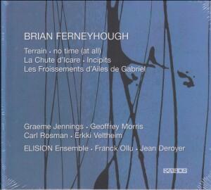 Brian Ferneyhough - Terrain-Contemporary music