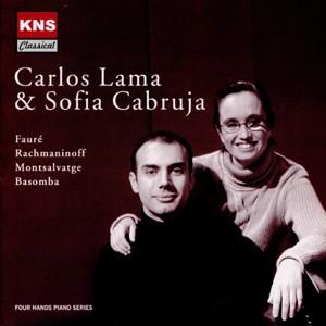 Faure - Rachmaninov - Basomba - Montsalvatge - Carlos Lama & Sofia Cabruja-Piano-Instrumental