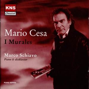 Mario Cesa - I Murales - Marco Schiavo, piano-Piano