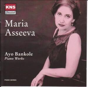 Ayo Bankole - Piano Works - Maria Asseeva, piano-Piano-Instrumental
