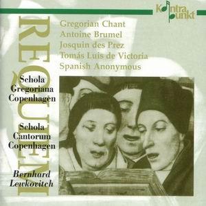 Requiem - Schola Cantorum / Schola Gregoriana-Sacred Songs of Sorrow-Sacred Music
