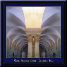 Georg F. Haendel · Oratorium Saul-Chamber Ensemble-Sacred Oratorios