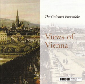Views of Vienna - The Galeazzi Ensemble  (A musical journey through 18th century Vienna)-Chamber Ensemble-Chamber Music
