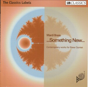 Mardi Brass: Something New - Contemporary works for Brass Quintet-Brass-Brass Collection