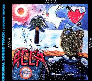 ASSA - Original Sound Track + 3 Bonus Tracks-Voice and Band-Art Rock
