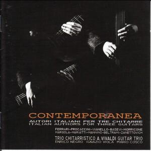 Trio chitarristico A.Vivaldi  - Contemporanea-Trio