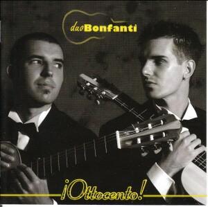 Duo Bonfanti (guitar)- Ottocento - M.Giuliani - A.De Lhoyer - F.Gragnani - F.Sor-Classical Period