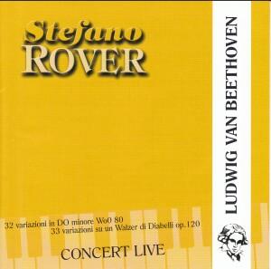 Stefano Rover - Ludwig van Beethoven-Romantic Period