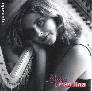 Luisa Prandina - arpasola (harp)-Harp-Romantic Period
