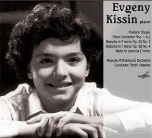 Evgeny Kissin (piano) - Chopin - Piano Concertos Nos. 1 & 2-Piano and Orchestra-Piano Concerto