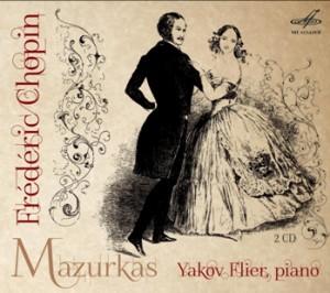 F.F. Chopin - Complete Mazurkas Nos. 1 - 51. Yakov Flier (piano)-Piano-Mazurkas