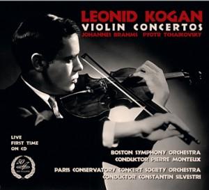 LEONID KOGAN - VIOLIN CONCERTOS-Violin and Orchestra-Violin Concerto
