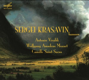 A. VIVALDI - W.A. MOZART - C. SAINT-SAENS - Sergei Krasavin, basson-Piano and Bassoon-Bassoon Collection
