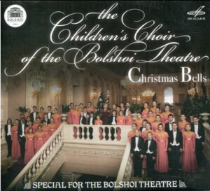 Christmas Bells - The Children's Choir of The Bolshoi Theatre-Christmas Music-Children's Choir