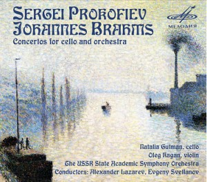 PROKOFIEV - BRAHMS - CONCERTOS FOR CELLO AND