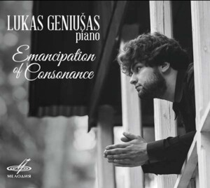 Lukas Geniusas - Emancipation of Consonance-Piano-Instrumental