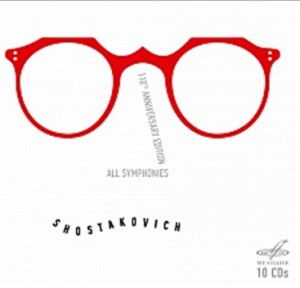 D. SHOSTAKOVICH - All Symphonies - Symphonies Nos. 1-15 (complete)-Voices and Orchestra-Symphony