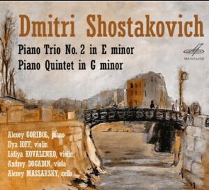 D. SHOSTAKOVICH - Piano Trio No. 2 in E Minor, Op. 67 - Piano Quintet in G Minor, Op. 57-Quintet-Chamber Music