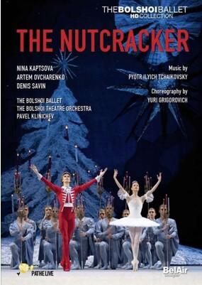 Tchaikovsky -  The Nutcracker (Choreography By Grigorovich) -  Nina Kaptsova, Artem Ovcharenko -  The Bolshoi Ballet (2011)-Ballet