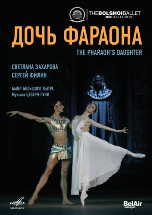 Pugni - The Pharaoh's Daughter - The Bolshoi Ballet-Ballet