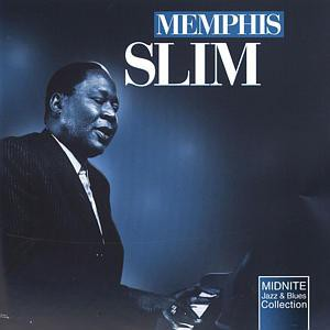 Memphis Slim - Empty Room Blues-Piano-Jazz and Blues