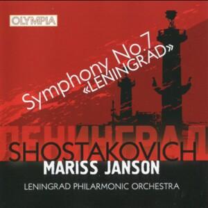 """D. Shostakovich: Symphony No. 7 """"LENINGRAD"""" - M. Jansons-Orchestra-Symphony"""