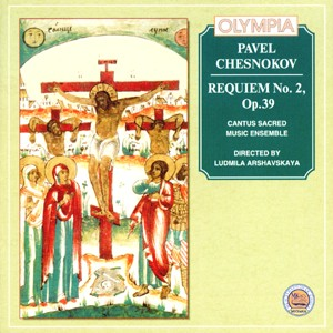 Chesnokov - Requiem No.2 - Cantus Sacred Ensemble-Choir-Sacred Music