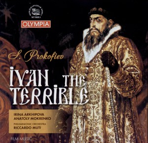 S. S. Prokofiev - Ivan The Terrible - Film Music-Film Music-Melodies from Russia