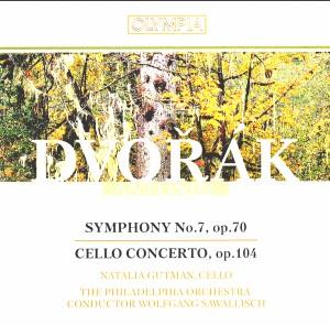 A. Dvorak - Symphony No. 7. Cello Concerto - Natalia Gutman-Cello and Symphony Orchestra-Cello Collection
