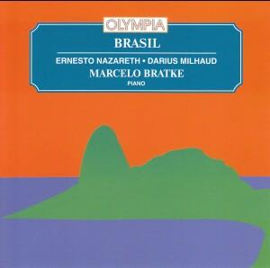 BRASIL - Ernesto Nazareth, Darius Milhaud - Marcelo Bratke, piano-Piano-World Music