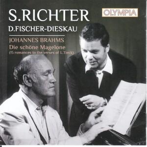 S. Richter (piano) - D. Fischer-Dieskau (baritone) Johannes Brahms - Die Schöne Magelone-Vocal Collection