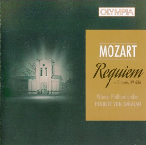 MOZART - Requiem in D minor KV 626, -Voices and Orchestra-Sacred Music
