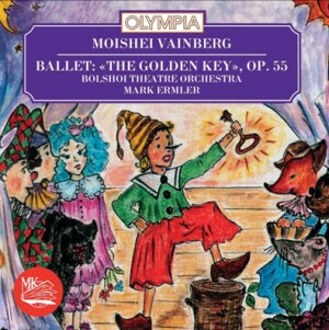 Moishei Vainberg - The Golden Key, Op. 55-Orchestra-Ballet Music