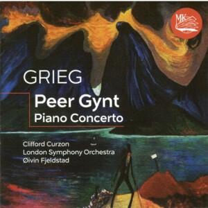 E. GRIEG - Peer Gynt - Piano Concerto-Piano and Orchestra-Piano Concerto