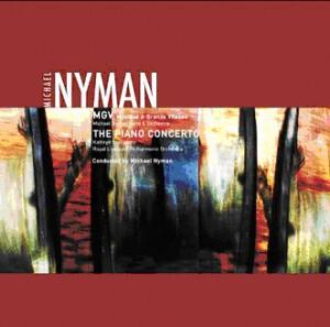 Michael Nyman- Musique à Grand Vitesse - The Piano Concerto -Piano