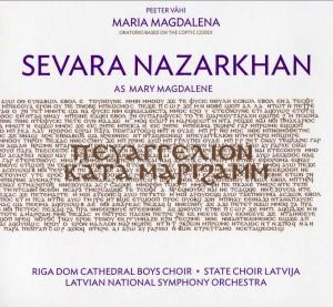 Peeter Vähi - MARIA MAGDALENA - S. Nazarkhan as MARIA MAGDALENA-Choir-Oratorio
