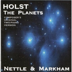 Holst - The Planets  - Composer's Original Two-Piano Version  -Piano-Chamber Music