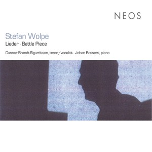 Stefan Wolpe - Lieder - Battle Piece-Vocal and Piano-New Talents